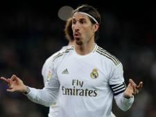 Real Madrid en Ramos raken het niet eens over contractverlenging