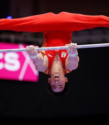 Verrassing op WK turnen: Zhang klopt topfavoriet Hashimoto in meerkampfinale