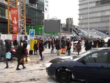 Tientallen reizigers gestrand op Utrecht CS: 'Niemand vertelt ons iets'