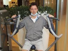 'Indirecte' dwarslaesie zet leven doelman Jurgen Pinckers op zijn kop: 'Ik zag de dood in mijn ogen'