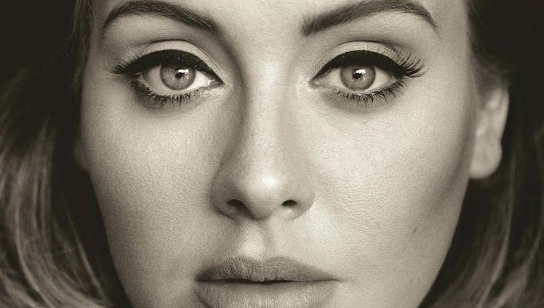 De cover van de CD 25, met Adele. Beeld AP