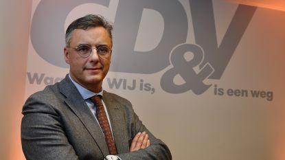 CD&V-kandidaat Joachim Coens waarschuwt Open Vld en PS over aanpassing abortuswet