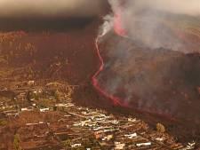 Lava op La Palma nadert de zee: vier gebieden in lockdown, mogelijk explosies