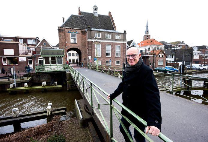 Peter Versloot over de stadspoort en de ommuring van Montfoort.