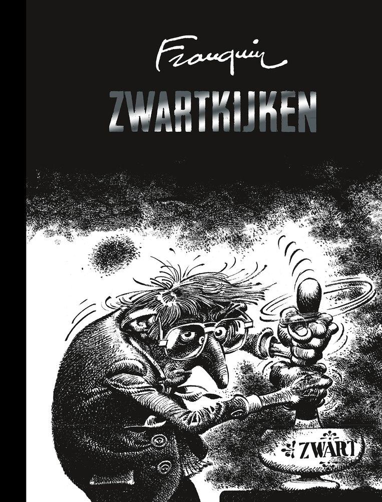 De cover van 'Zwartkijken' Beeld RV