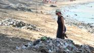 Ongezien: dé toeristische trekpleister van Bali is nu een zee van afval. Met dank aan de mens
