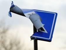 Voor duizenden euro's schade in Zwolle tijdens jaarwisseling, ondanks vuurwerkverbod