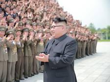 'Leger VS bereidt militaire plannen voor tegen Noord-Korea'