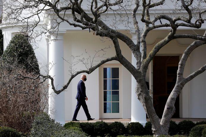Joe Biden peut se satisfaire d'un sondage flatteur, le dernier en date d'ABC News/Ipsos: plus de deux tiers des Américains (68%) approuvent sa gestion de la pandémie.
