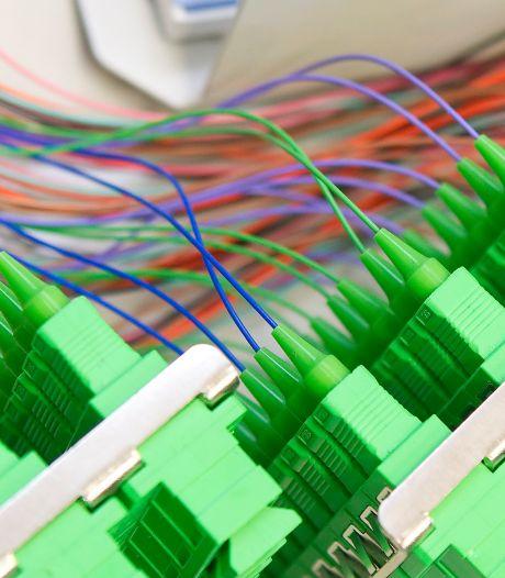 Westlands buitengebied krijgt internet via glasvezel