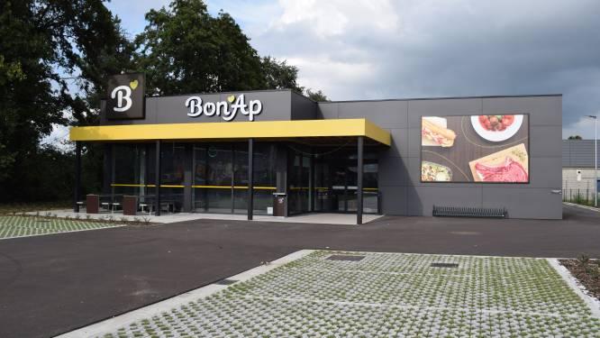 Straks Bon'Ap op hoek Molenstraat en Westlaan?