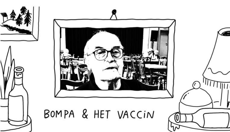 Bompa Beeld Humo