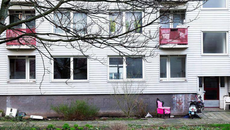 Sociale huurwoningen zijn er dankzij solidariteit met de lage inkomens en kwetsbare groepen. Beeld Hans van Rhoon
