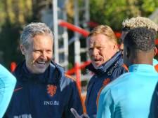Iedereen deelt mee in vreugde bij Oranje, ook Jan Kluitenberg