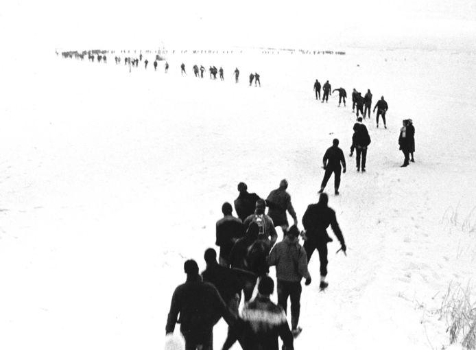 Elfstedentocht 1963.