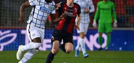 Inter zet volgende stap richting Scudetto met zege in Bologna