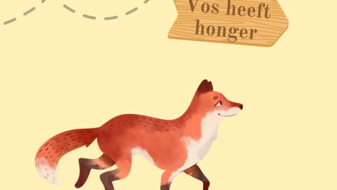Freinetschool De Vlindertuin organiseert Vlinder Verhalentocht 'Vos heeft honger'