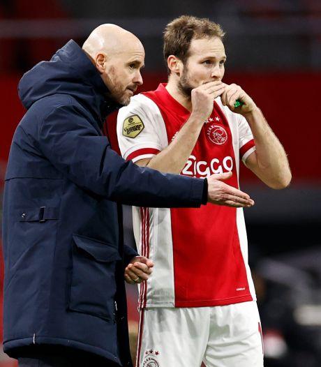 Ajax dreigt Blind te missen tegen PSV: 'Onze selectie kan dat opvangen'