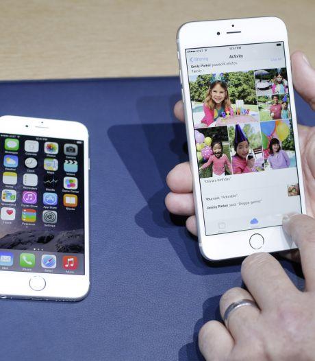 Quatre millions d'iPhone 6 commandés en 24 heures