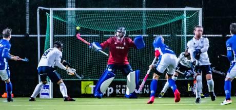 HC Tilburg houdt de schade beperkt tegen Kampong