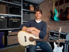 Beetje gitaarspeler moet nu in Wijhe zijn