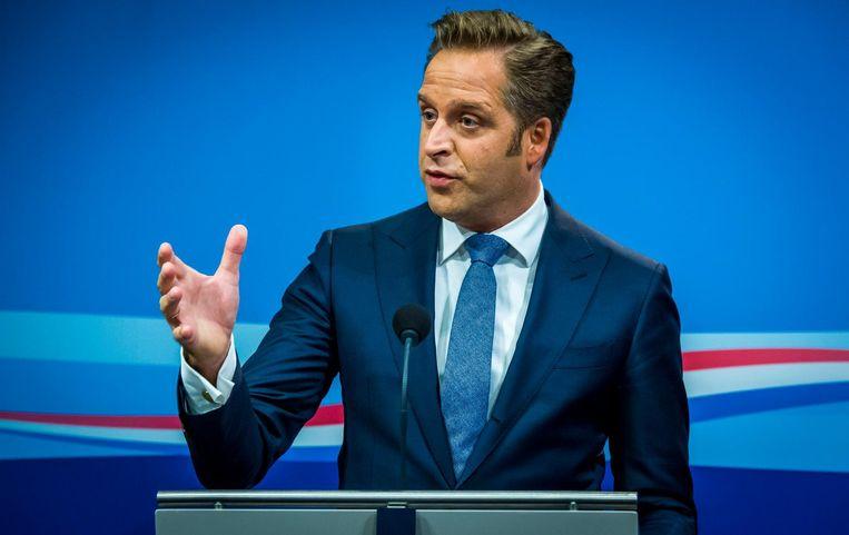 Minister van Volksgezondheid Hugo de Jonge Beeld anp