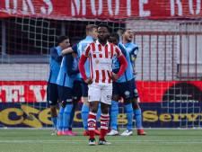 TOP Oss kan maar niet scoren tegen Utrechtse goaltjesdieven en gaat hard onderuit