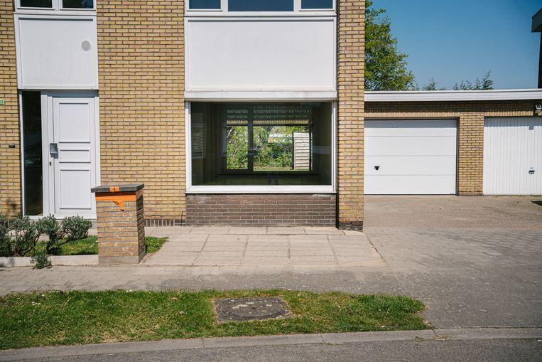 Sociale woonwijk in Hamme. Beeld Wouter Van Vooren