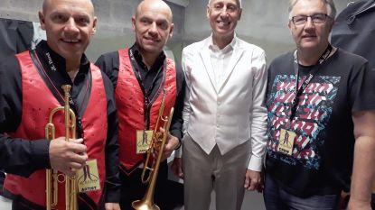 Jos Loffens Band eert James Last