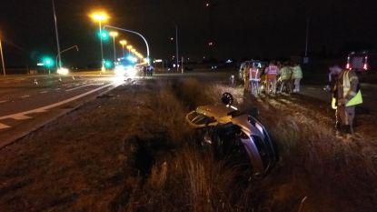 Zwaar ongeval op de E34 richting Antwerpen