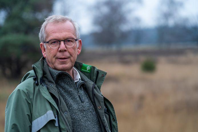 """Boswachter Jap Smits: ,,Neem de natuur zoals die is."""""""
