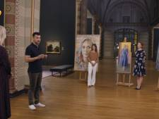 Kijkers strooien met duizenden euro's voor doeken Eva Jinek, terwijl presentatrice ze zelf wil