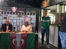 FC Dordrecht presenteert nieuwe hoofdsponsor en samenwerking Fortuna Sittard