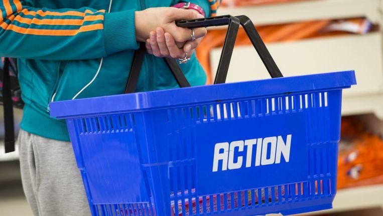 Action is een van de winkels die de afgelopen tien jaar flink groeide. Het aantal vestigingen is meer dan verdubbeld. Beeld anp