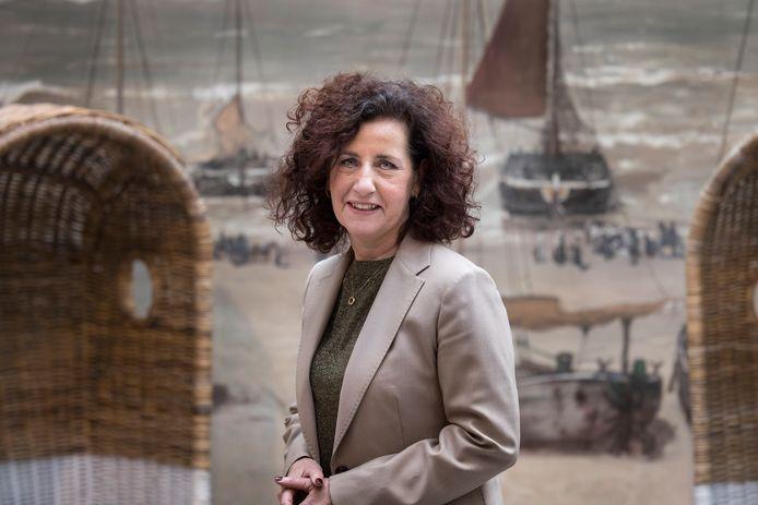 Minister Ingrid van Engelshoven (Cultuur).