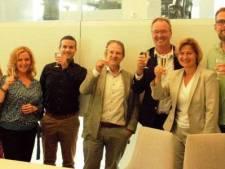 Bedrijven en studenten delen op Strijp-T in Eindhoven hun kennis in Sparc
