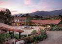 De ranch van Ellen in Santa Barbara.
