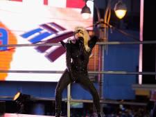 Lady Gaga a enflammé Times Square (vidéo)