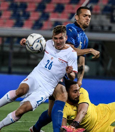 PSV-middenvelder Michal Sadílek debuteert in het nationale elftal van Tsjechië
