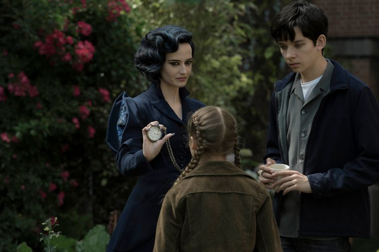 Miss Peregrine's Home for Peculiar Children. Beeld RV
