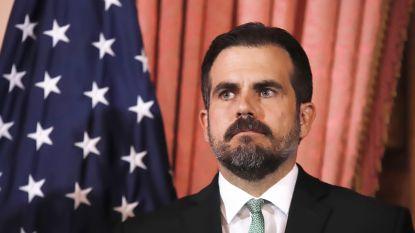 Puerto Rico krijgt nieuwe gouverneur na onthulling van seksistische en homofobe praat van Rossello