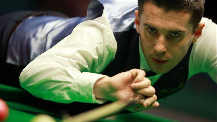 Mark Selby. Beeld PHOTO_NEWS