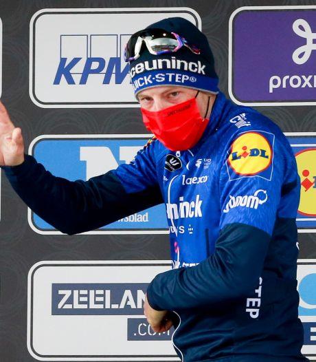 Bennett klopt Van Poppel in Algarve, Jakobsen kan zich niet mengen in sprint