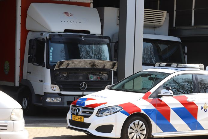 Inval in bedrijfspand in Schijndel