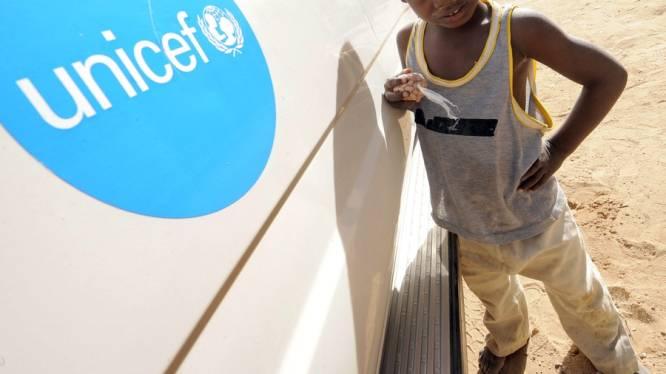 Unicef vraagt 1,6 miljard voor kinderen in nood