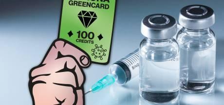 Goed idee? 'Als mensen een vaccinatie halen, krijgen ze een Corona Greencard'