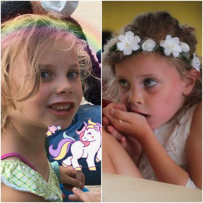 Loes, 7 ans, a été mortellement renversée par une voiture alors qu'elle traversait une chaussée dangereuse à vélo