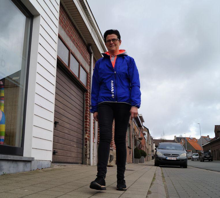 """""""Als ik niet elke dag 22 kilometer haal, dan ben ik uit mijn humeur"""", aldus Christa Lowie"""