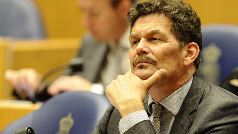 PVV-Tweede Kamerlid Harm Beertema Beeld ANP