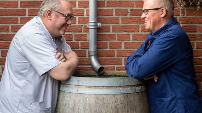 Vertrouwde gezichten Jan en Paul zijn weer van de partij op Twents Buutfestival in Oldenzaal: 'Voor een optreden ben ik ziek van de zenuwen'